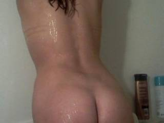 luv to give that sexy ass one of my showers