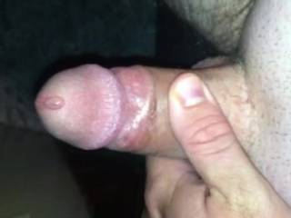 Just playing around last weekend and decided to get some closeups of my cock and precum. Wish I had someone to lick it up. Who wants to help?
