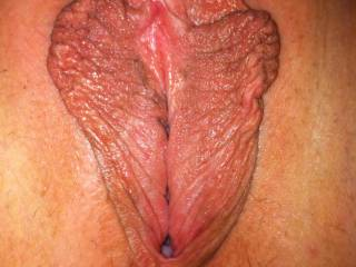 take a guess waiting to be fucked or already been fucked pussy?