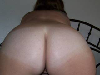 i'd like to go in the back door...and make you cum all over both of us....can you handle that??? lol