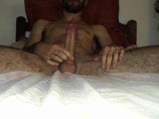 Ohhhhh, my pussy would love to ride your gorgeous dick!!!