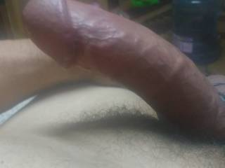 Pleasure of a cock ring