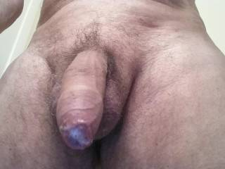 A juicy close up of my cock dripping with precum. I have been playing with it while here at  Zoig. Tell me what you do when you are on Zoig.