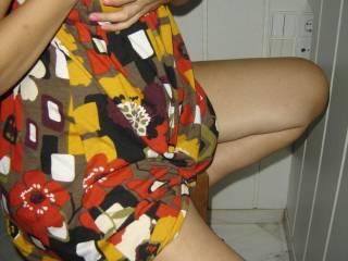 squeezing my tit. like my nipple?