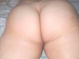 butt cheeks