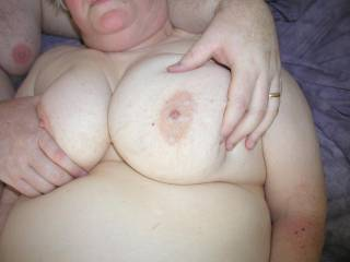 another mature big tittied friend i do I have a thing for large breasted women