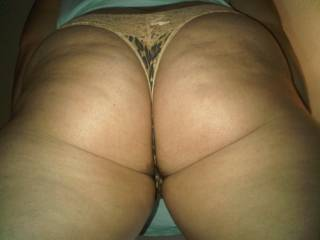Love to spank those buttcheeks before I part them to intrude my dick in your ass!