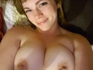 I\'m a lucky guy! She\'s so hot!