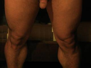Here is my hubby's dick, not hard yet, just a slight chubby after me handling it. Any women like this?  I know there is a ton of guys showing off their body's--but I am wondering what you ladies think of my man?