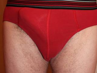 Do you think anyone will notice the bulge?