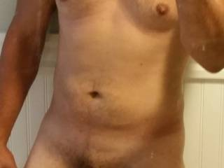 Full body shot. Tell me what you think. Comments please