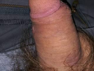 Mature small cock attached to a closet bi mature male