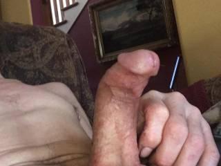Brian Stoddard's gay penis erection