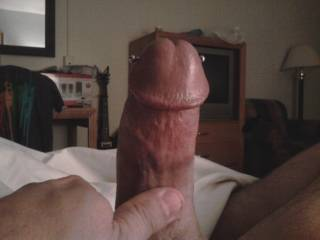 Pierced dick