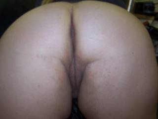 spank it while I pull your hair and finger your pussy and ass