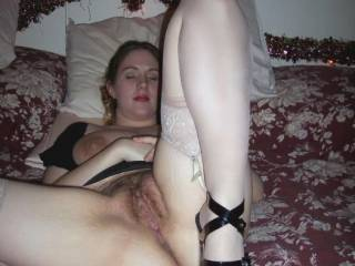 You so fucking sexy wish I were there rite now I so would be railing that sweet tight fucking pussy damn