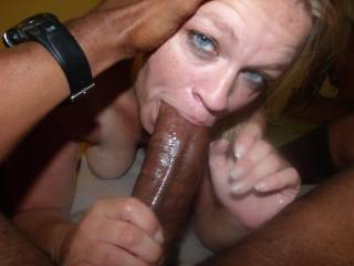 I APPRECIATE JOE ALLOWING ME TO TURN HIS BELOVED WIFE INTO MY BLACK COCK WHORE