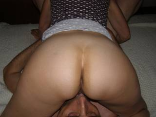 my FAVOURITE  position too... looks like his lucky number... lucky guy