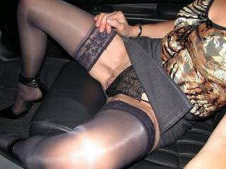 woo..great pantie pic...and i luv her pussy lips just peekin out