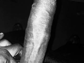 This is my 7.5 in dick n it's 3.5 thick