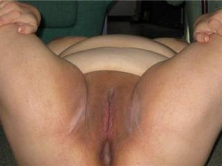 i want ti lick her pussy till her cum ozzes down to her arse ole then rim her til she cums again