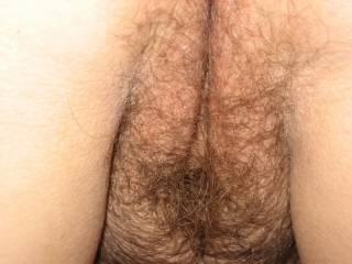 Who will take this hairy pussy doggie style??
