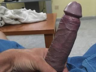 hard erection in hotel