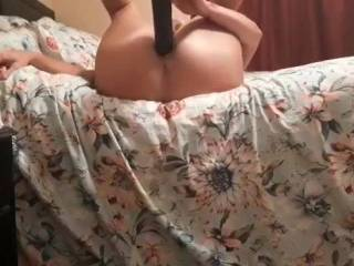 Looking at some of these huge black cocks on zoig  had me wanting to stretch my pussy...I love being filled up