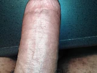 Ohhhhh, your huge dick makes my sex juices flow... slide it deep in my pussy and fuck me nice and slow...
