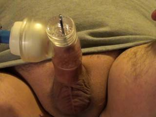 i would love to try that with my hard cock