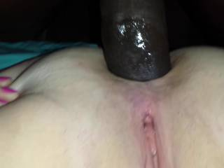 Love that dick in my ass