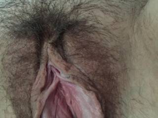 I want to eat your hairy pussy and have you cum all over my face and tongue.