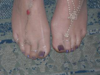 u like my wifes sexy feet