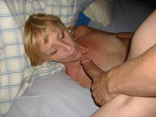 Lady you don't know how much I want to have my cock in your mouth...letting you suck it and cumming in your mouth.  I want to make you my bitch too.