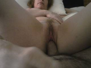 On be with Julie having a nice up morning..... her pussy was so warm and wet !!!