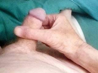 At 76yrs old I can shoot a load, do you want it shot inside you gals. ?