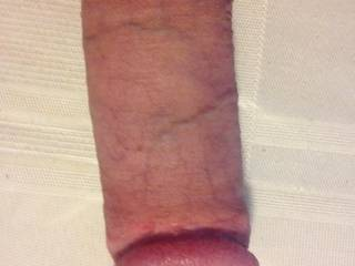 Wife's friend asked to see my cock, so I showed her.