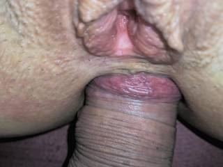 Big Dick in the ass