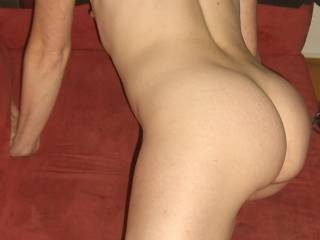 Mmm yes, I wanna grab that sexy ass of yours and pump my cock inside. I love a good pounding from behind