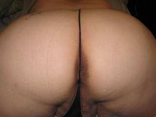 nice ass..