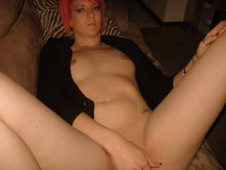 You know I'd love to!! So want to lick your pussy and ass as you play with your clit, and maybe slip a finger or two inside there...