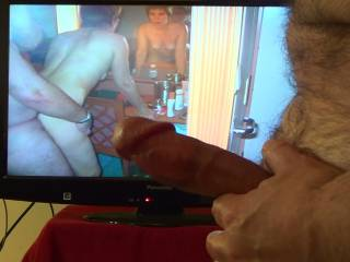 Now here's a home made movie I enjoyed watching. MonicaJohn and her man, bumping ugly's...
