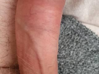 Close up of my dick