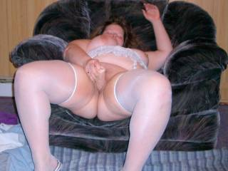 Wanna try my BBC to see what it dose, Your one hot big sexy !!!
