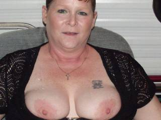 Play with your sweet tits, anywhere would be loads of fun. Great tits.