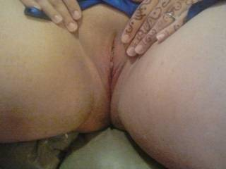 I love to be the one pounding that tight wet looking pussy as long as she thinks she can handle it ;)