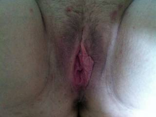 we would love to both have fun on you. My wife resting here cream pied pussy on your tongue while I fuck and lick your tasty pretty pussy.