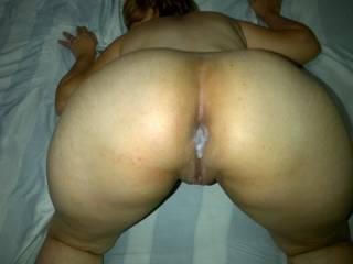 Hot love to cum deep in her Big Ass !!!