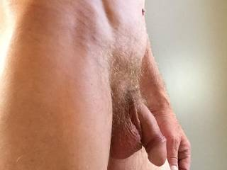 Mmmmm, that cock looks so delicious....that's a hot sexy cock picture.  I love it.  MILF K