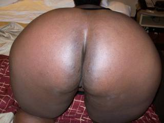 She is a white cock only girl and loves having her ass spanked